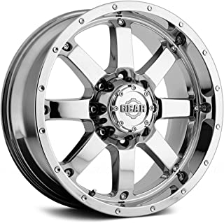 Gear Alloy 726C BIG BLOCK Wheel with Chrome Finish (20x12