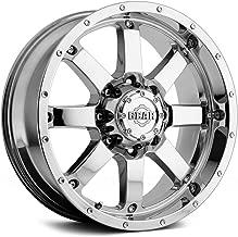 Gear Alloy 726C BIG BLOCK Wheel with Chrome Finish (20x12
