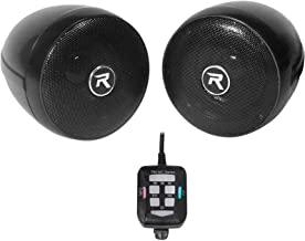 Rockville Bluetooth ATV Audio System w/Handlebar Speakers For Can-Am Outlander