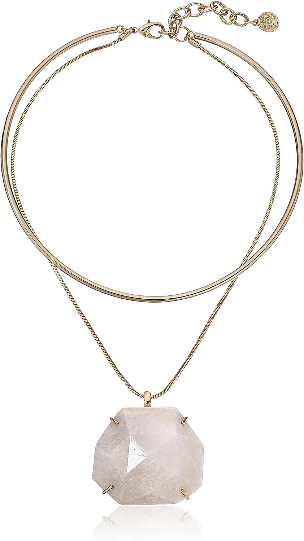 Vince Camuto Drama-Collar Pendant Necklace, 8