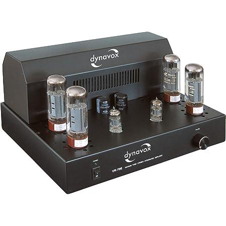 Dynavox Röhrenvollverstärker Vr 70e Ii Schwarz Elektronik