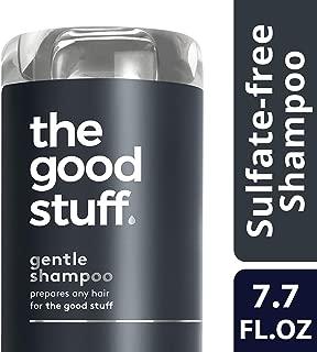 The Good Stuff Gentle Sulfate Free Shampoo, 7.7 Ounce