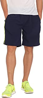 Men's Quick Dry Mesh Lined Shorts with Zipper Pockets