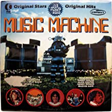 K-tel Music Machine Original Stars All Top 10 Hits Original Hits Record Album Vinyl LP