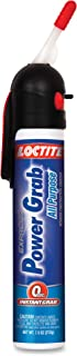 Best Loctite Power Grab Express All Purpose Construction Adhesive, 7.5 Ounce Pressure Pack (2029847) Review