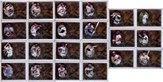 1997 Donruss Signature Significant Signatures Complete Set (22) Musial #/2000
