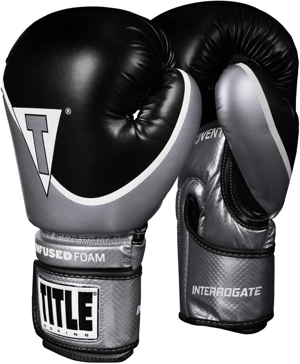 Title Boxing Infused Directly managed store Spasm price Foam 2.0 Training Interrogate Gloves