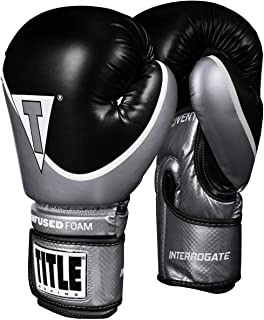 Title Boxing Infused Foam Interrogate Training Gloves 2.0