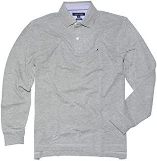 Tommy Hilfiger Men's Long-Sleeve Classic-Fit Polo Shirt