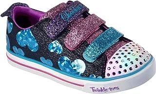Skechers Kids' Sparkle Lite-Flutter Fab Sneaker