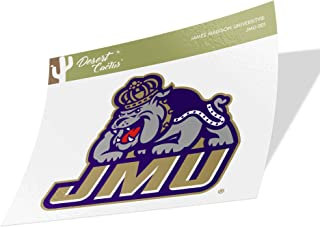 James Madison University JMU Dukes NCAA Vinyl Decal Laptop Water Bottle Car Scrapbook (Sticker - 001)