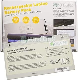 【NOTEPARTS】 ソニー VAIO バイオ T シリーズ(SVT14**/SVT15**) リチウムポリマー バッテリー VGP-BPS33対応