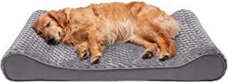 Best Furhaven Pet - Plush Ergonomic Orthopedic Foam Mattress Dog Bed, Round Snuggery Hooded Dog Bed, and ThermaNAP Self-Warming Quilted Cat Bed Pad for Dogs and Cats - Multiple Styles, Sizes, and Colors Review