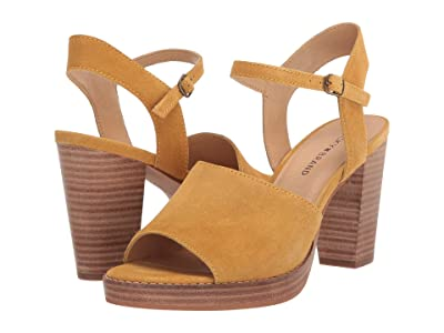Lucky Brand Nanika (Golden Yellow) Women