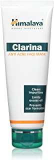 Himalaya Clarina Anti-Acne Face Mask 75ml