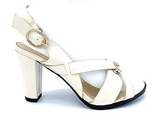 Adora High Heel Sandal For Women ASC042-Beige (36)