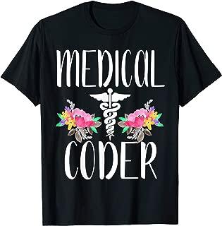 medical coder t shirts