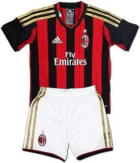 adidas AC Milan Toddler Home Kit 2013-2014