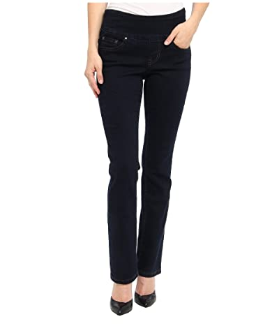 Jag Jeans Petite Paley Pull-On Slim Boot Jeans (After Midnight) Women