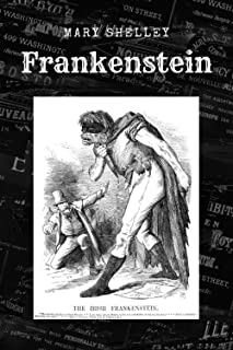 Frankenstein by Mary Shelly: New Edition