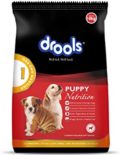 Drools Chicken and Egg Puppy Dog Food, 10kg