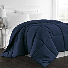 Best queen comforter navy blue Reviews