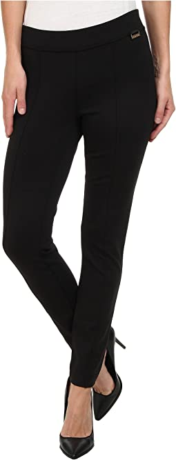 Calvin Klein - Front Seamed Pull On Pant