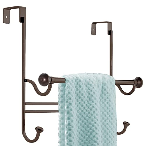 Towel Hooks For Over Shower Door Amazoncom