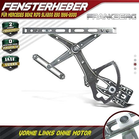 Fensterheber Ohne Motor Vorne Links Für M Klasse W163 1998 2005 1637201146 Auto