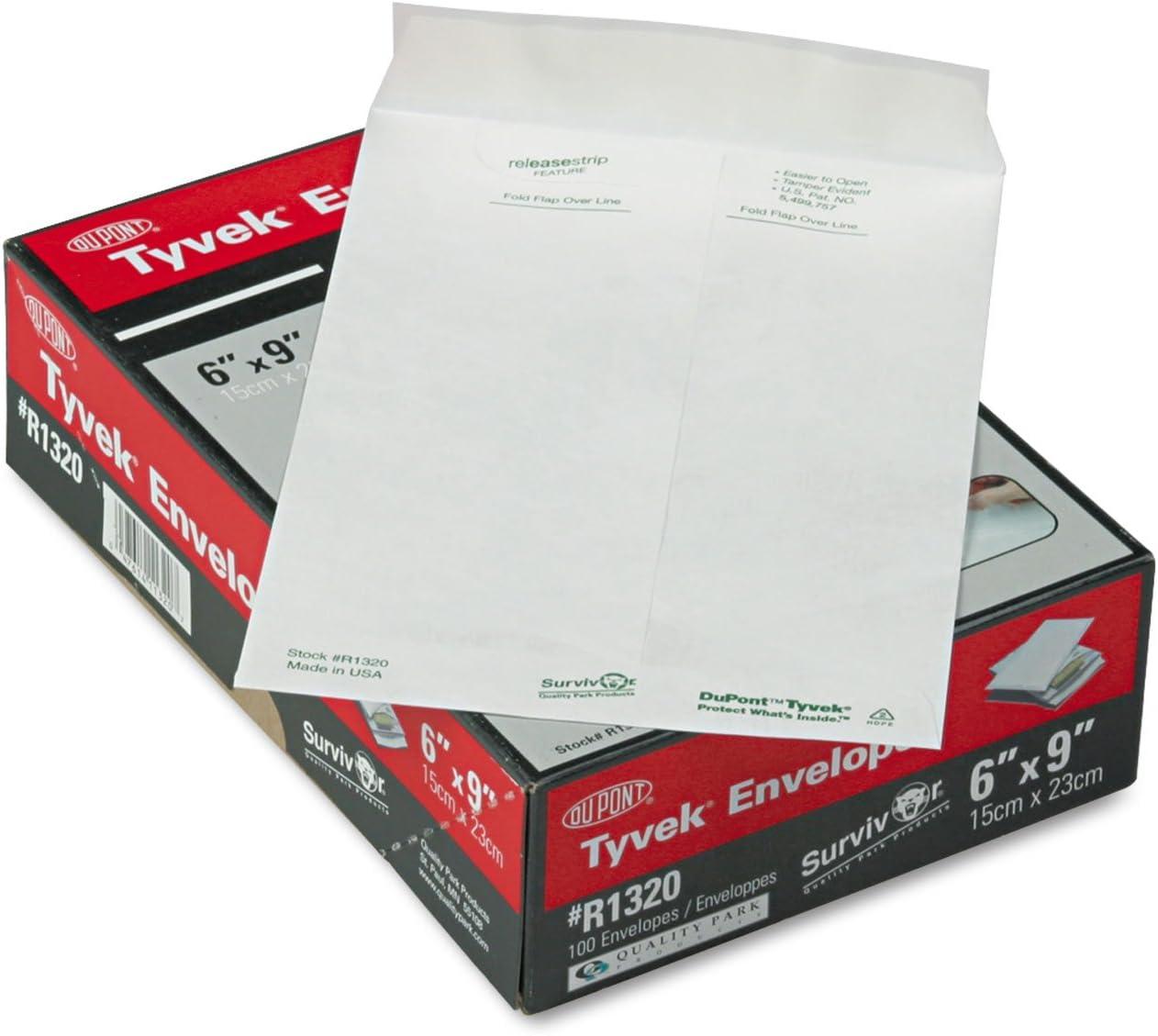 Quality Park Open-End Envelope - 6quot; #1 9quot; Max 49% OFF Cheap sale x Catalog