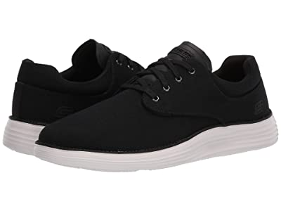 SKECHERS Status 2.0 Burbank (Black) Men
