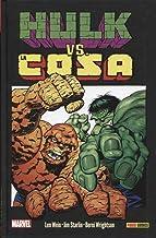 La Cosa vs. Hulk
