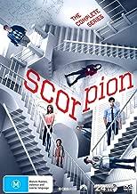 Scorpion Complete Series | Season 1, 2, 3 & 4 | 24 Disc Set | NON-USA Format | Region 4 Import - Australia