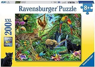 Ravensburger 126606 Puzzel Dieren In De Jungle - Legpuzzel - 200 Stukjes
