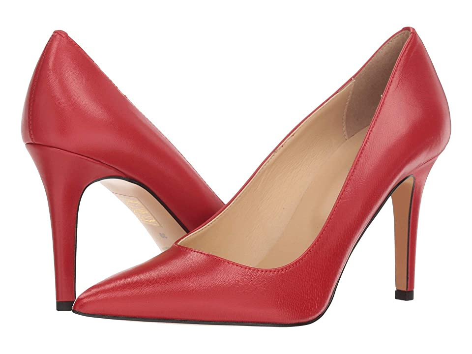 Summit by White Mountain Melissa Heel (Red Leather) High Heels