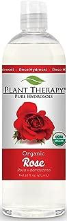 植物*有机玫瑰水* 玫瑰 16盎司
