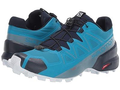 Salomon Speedcross 5 (Fjord Blue/Navy Blazer/Illusion Blue) Men
