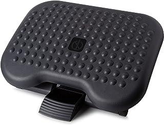 Gadgy Regulowany podnóżek   ergonomiczny taboret na nogi   pod biurkiem   nadaje się do biura lub salonu