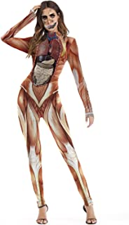 human anatomy body suit