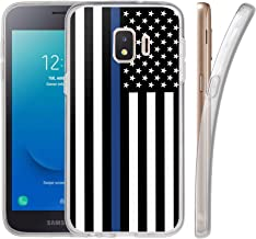 Sponsored Ad - BG Flexible [Scratch-Proof] TPU Ultra Lightweight Cover Gel Skin Case Compatible with Samsung Galaxy J2 / J...