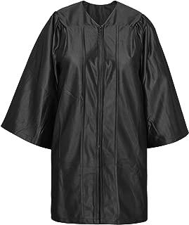 TOPTIE Unisex Kindergarten Kids Graduation Gown Choir Robe