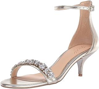 ba9ee7c2ae4d Amazon.ca  Gold - Heeled   Sandals  Shoes   Handbags