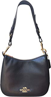 Coach Leather Jes Hobo Shoulder Bag