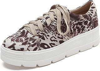 Mackin J 334-2 Women's Fashion Platform Sneakers Lace Up Lightweight Platform Shoes