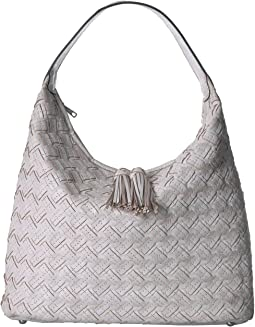 Braided Stitch Marcellina Hobo