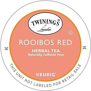 African Rooibos Tea, 24-Count K-Cup For Keurig Brewers FlavorName: African Rooibos Size: 24 Count Home & Kitchen