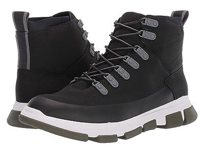 SWIMS City Hiker (Black/Gray/Olive Night) Men