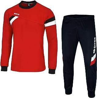 68304b9d8a19a1 Amazon.it: macron - Rosso / Abbigliamento sportivo: Sport e tempo libero