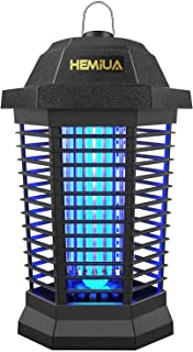 HEMIUA Bug Zapper for Outdoor and Indoor, Electronic...