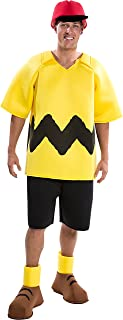 Men's Peanuts Charlie Brown Costume